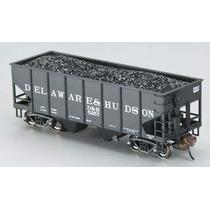 Tolva Con Carbón Delaware & Hudson, Escala Ho Marca Bachmann