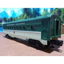 Opb Trenes Escala O Lionel Vagon Pasaje Northern 16038 C/luz