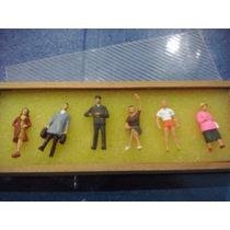 Tren Personajes Figura Humana Esc Ho Maqueta Arquitecto Js