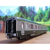 Hrv Trenes Escala Ho Lima Vagon Pasajeros Sncf 28-47 025 (b)