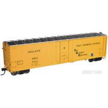 Tren Atlas Ho Vagon Frigo F.g.e. 50´ 90177/ Bachmann Athearn