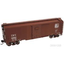 Tren Atlas Ho Boxcar Kcs 40´ # 15072 / No Bachmann Athearn