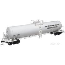 Tren Atlas Ho Vagon Tanque Gatx Monfort/ No Bachmann Athearn