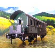 25 Trenes Escala Ho Fleischmann Vagon De Pasaje 2 $100