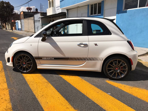 Fiat 500 3p Convertible Abarth 1.4 Man 2014