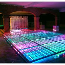 Pistas De Cristal Iluminadas Para Baile V&r