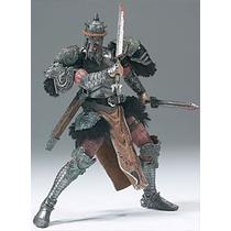 Mcfarlane Fantasy - Dark Raider De La Serie Age Of Vikings