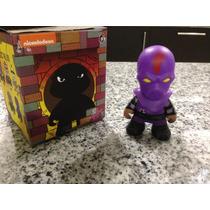 Kidrobot Tortugas Ninja Soldado Del Pie
