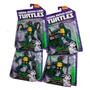 4 Tortugas Ninja De La Serie Comic Book Tmnt