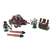 Kreo Dungeons & Dragons Lighting Cannon - Lego Compatible
