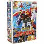 Power Ranger Megaforce Megazord Gosei Great.. Envio Gratis..