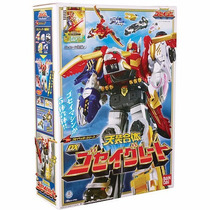 Power Ranger Megaforce Megazord Gosei Great.. Envio Gratis..