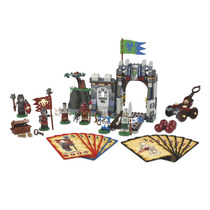 Kreo Dungeons And Dragons Battle Fortress - Lego Compatible