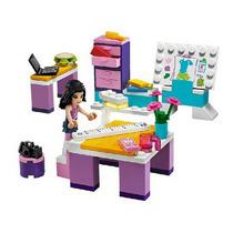 Set Completo De Emma De Friends, Tipo Lego