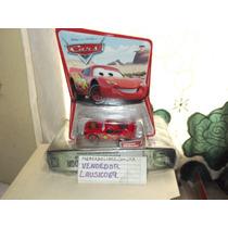 Cars Mcqueen Primera Edicion Carton Con Imagen De Desierto