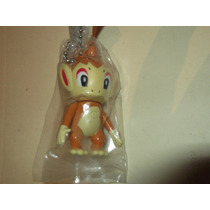 Pokemon Llavero Perla Y Diamante Original Chimchar