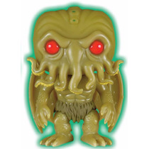 Cthulhu Exclusivo Brilla En La Oscuridad Pop