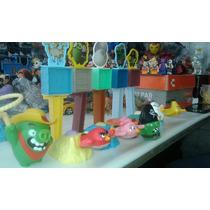 Angry Birds Mc Donalds 2016