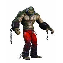 Tb Dc Direct Batman: Arkham City: Killer Croc Deluxe