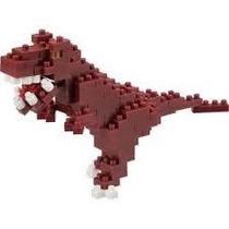Nanoblock T-rex Dinosaurio Nuevo Original Tipo Lego Original