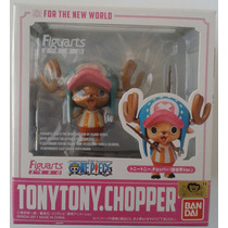 Figura One Piece Tony Tony Chopper New World Version Bandai