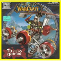 Flying Machine - Maquina - 90 Pcs - World Of Warcraft
