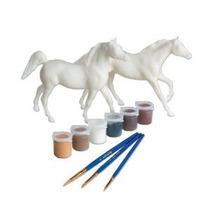Paint Breyer Modelo Horse Su Propio Juego De Caballo Activid