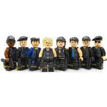 Swat Los Indestructibles 3 , The Expandables 3 , Tipo Lego