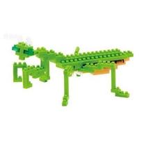 Nanoblock Perro Mantis Religiosa Nuevo Original Tipo Lego