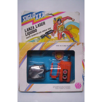 Lili Ledy Jugeuete Antiguo Siglo Xxx Super Joe Kid Acero 007