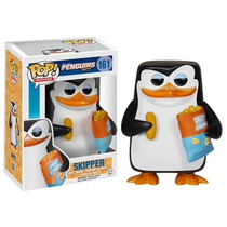 Funko Pop Skipper Madagascar