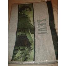 Attack On Titan/toallas De Mikasa Y Levi