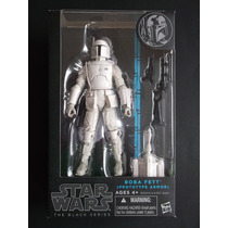 Boba Fett Prototype Armor Star Wars Black Series Exclusivo