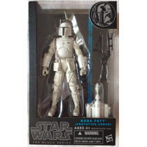 Boba Fett (prototype Armor) Star Wars The Black Series