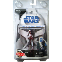 Commander Fox Star Wars The Clone Wars Exclusivo Target