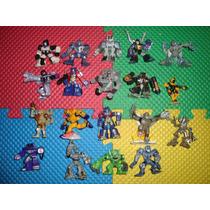 Ceyva Lote De Transformers Robot Heroes