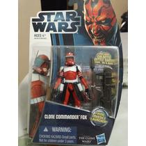 Clone Commander Fox - The Clone Wars