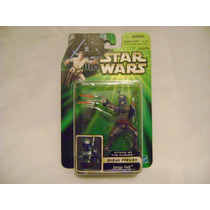 Star Wars Jango Fett Sneak Preview Attack Of The Clones 2001