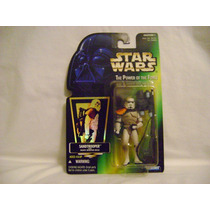 Star Wars Sandtrooper The Power Of The Force 1996