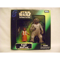Star Wars Kabe And Muftak The Power Of The Force 1998