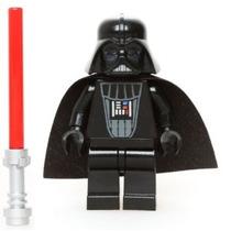 Lego Star Wars Minifigure - Darth Vader Versión Original Clá