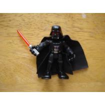Figura De Darth Vader Mide 7 Cms