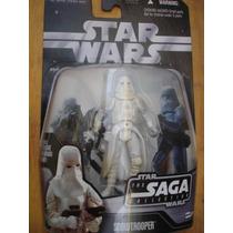 Star Wars Clone Snowtrooper, Saga Revenge Of The Shit