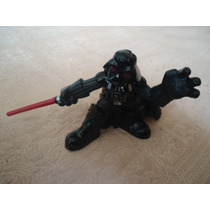 2006 Hasbro Star Wars Galactic Heroes Mini Darth Vader