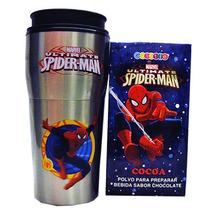 Avengers Assemble Termo Vaso Spider Man Hombre Araña