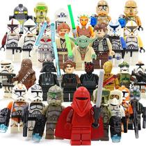 Supr Coleccion Sw5 Star Wars 30 Figuras Compatibles Con Lego