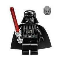 Lego Star Wars Minifigure - Darth Vader Con Blancas Alumnos
