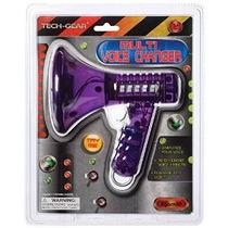 Toysmith Tech Gear Multi Cambiador De La Voz (6,5 Pulgadas V