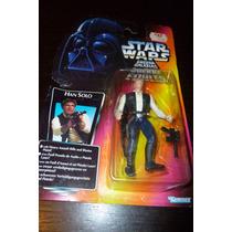 Star Wars Han Solo Heavy Assault Rifle & Blaster Pistol