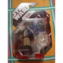 Obi-wan Kenobi O Mace Windu 30 Aniversario Star Wars